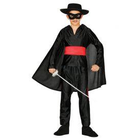 Disfraz de Bandido para Niño con Antifaz