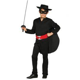 Disfraz de Bandido Z para Niño