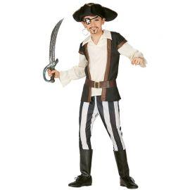Disfraz de Pirata para Niño Malvado