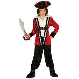 Disfraz de Pirata para Niño Calavera