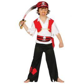 Disfraz de Pirata para Niño Enfadado