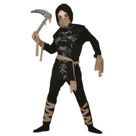 Disfraz de Ninja Oscuro para Niño