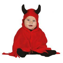 Disfraz de Demonio para Bebé con Capa
