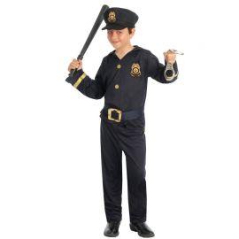 Disfraz de Guardia Vigilante para niño