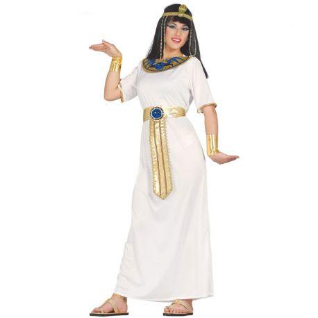 73e7bacc8 Disfraz de Cleopatra vestido Blanco para Mujer - Tu Tienda para Fiestas