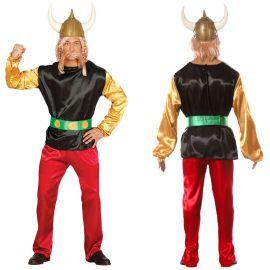 Disfraz de Galo para Hombre Rubio