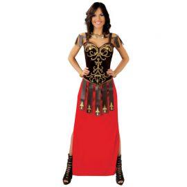 Disfraz de Tiberia para Mujer Detalles Dorados
