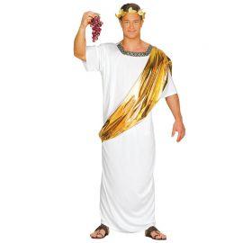 Disfraz de César para Hombre con Vestido
