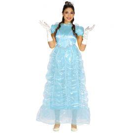 Disfraz de Princesa Mujer como Cenicienta