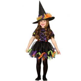Disfraz de Bruja Encantadora para Niña