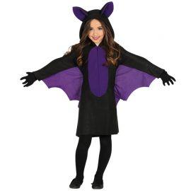Disfraz de Murciélago para Niña Tenebroso