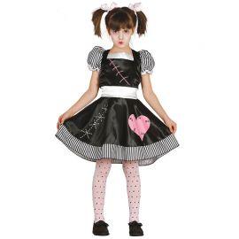 Disfraz de Muñeca de Trapo para Niña Asesina