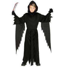 Disfraz del Terror Infantil con Picos