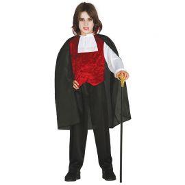 Disfraz de Vampiro Caleb para Niño Terrorífico