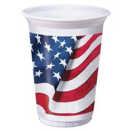8 Vasos Americanos 470 ml