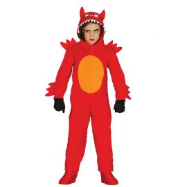 Disfraz de Diablo para Niño Monstruoso