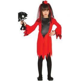 Disfraz de Diablesa para Niña de Boda