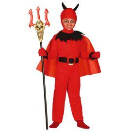 Disfraz de Diablillo para Niño con Cola