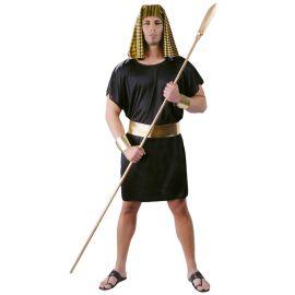 Disfraz de Egipcio para Hombre Vestido Negro