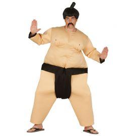 Disfraz de Luchador Para Adulto de Sumo