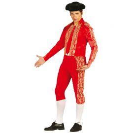 Disfraz de Torero para Hombre con Bordados