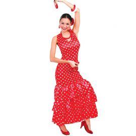Disfraz de Flamenca para Mujer Bailarina