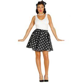 Disfraz de Pin Up para Mujer de los Años 40-50