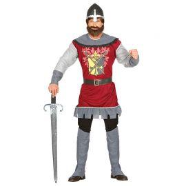 Disfraz de Príncipe Medieval para Hombre Guerrero