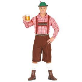 Disfraz de Bávaro para Hombre Oktoberfest