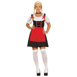 Disfraz de Bárvara para Mujer Oktoberfest