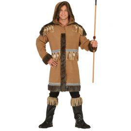 Disfraz de Esquimal para Hombre Cazador
