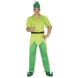Disfraz de Arquero Verde para Hombre