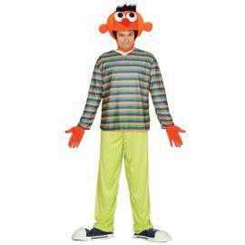 Disfraz de Epi Hombre Naranja