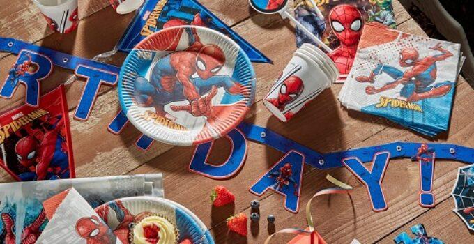 Ideas Cumpleaños Spiderman Como Adornar Y Decorar Una Fiesta Del Hombre Araña