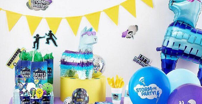 Ideas Cumpleaños Fortnite Como Decorar Y Hacer Una Fiesta Temática
