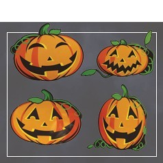 Pegatinas Halloween