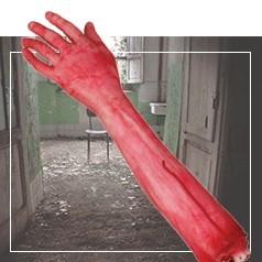 Protesis para Halloween