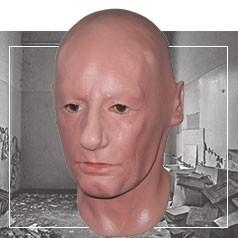 Máscaras de Látex
