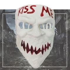 Máscaras de Miedo