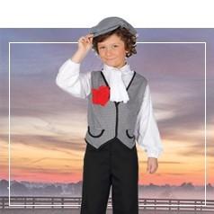 Disfraces de Chulapo para Niño