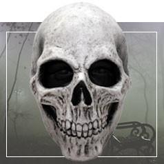 Máscara Esqueleto