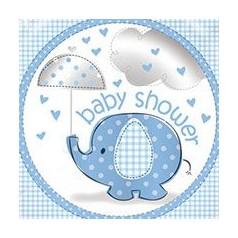 Baby Shower Elefante Niño