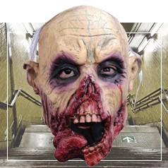 Caretas de Zombies