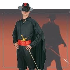 Disfraces de El Zorro para Hombre