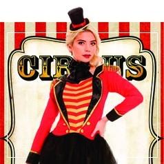 Disfraces de Circo para Mujer