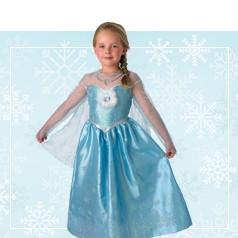 Disfraces de Elsa Frozen para Niña