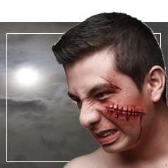 Heridas Falsas