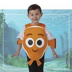 Disfraces Buscando a Nemo