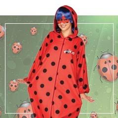 Disfraces de Ladybug Mujer
