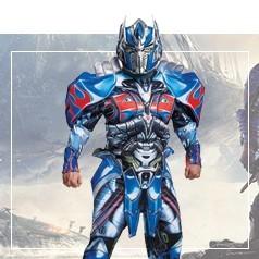 Disfraces de Transformers
